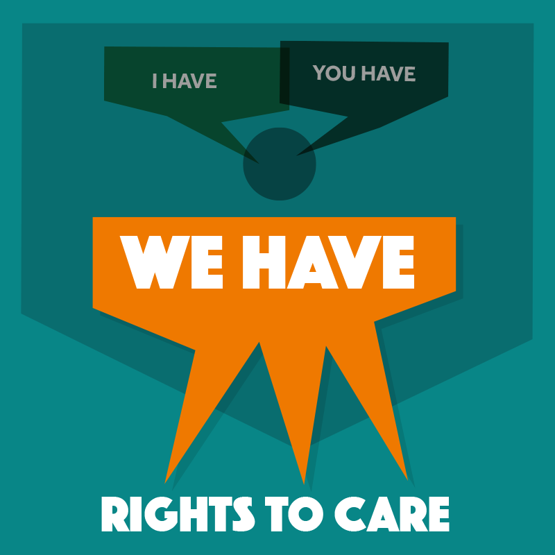 The cover of our leaflet explaining young people's rights around Continuing Care and Aftercare in Scotland.