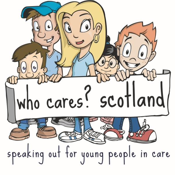 Logo of Who Cares? Scotland